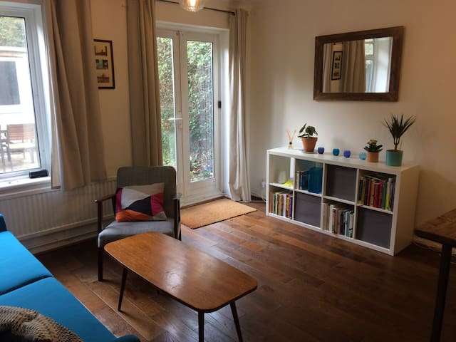Double bedroom in the heart of Crystal Palace