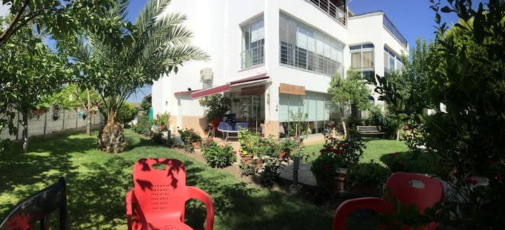 Deluxe Villa front of the  Sea! Denize Sifir!wPOOL