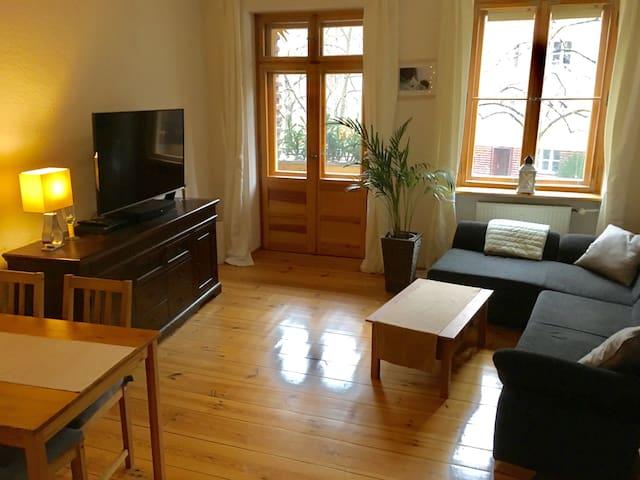 Wunderschöne 2-Zimmer-Wohnung