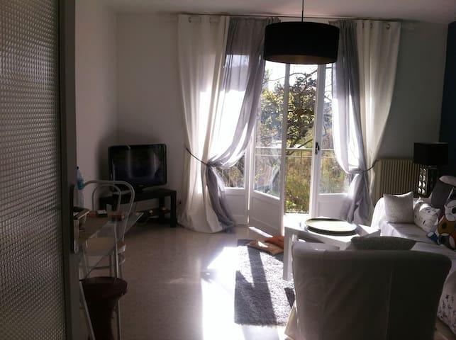 appartement avec terrasse plein sud - Montpellier - Apartment