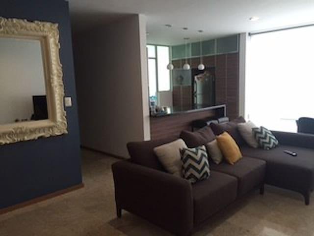 Moderno Apartamento Cholula Miro - Cholula de Rivadabia - Apartamento