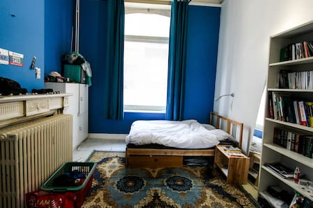 Cozy private apartment near Midi station - Anderlecht