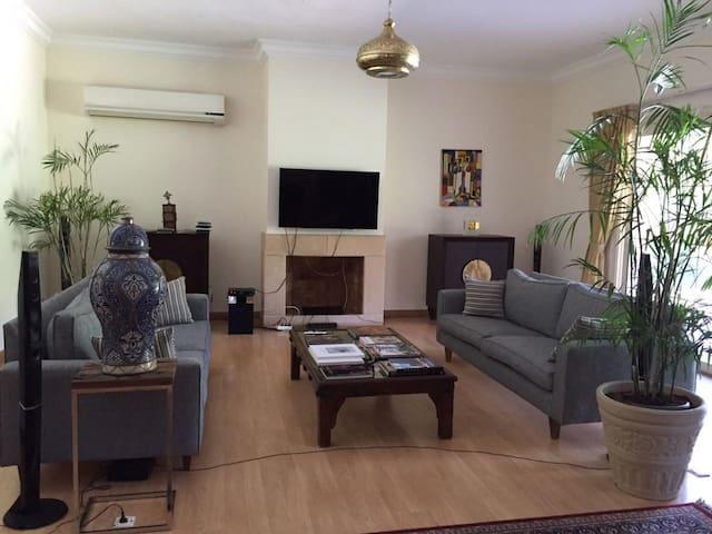 Villa ready at katameya heights new Cairo - New Cairo  - House