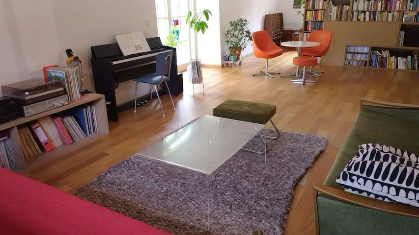 Tolle 4-Zimmerwohnung in Parklage - Regensburg - Leilighet