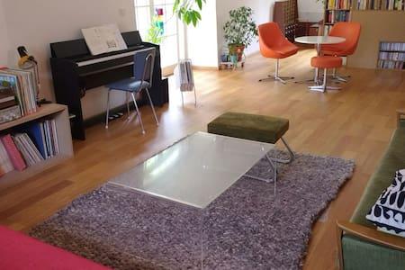 Tolle 4-Zimmerwohnung in Parklage - Regensburg - Wohnung