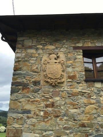 Casa La Paredana, habitación doble en casa rural.