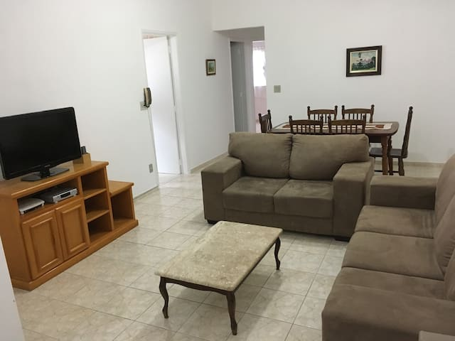 Apartamento - Centro de Serra Negra - Serra Negra - Leilighet