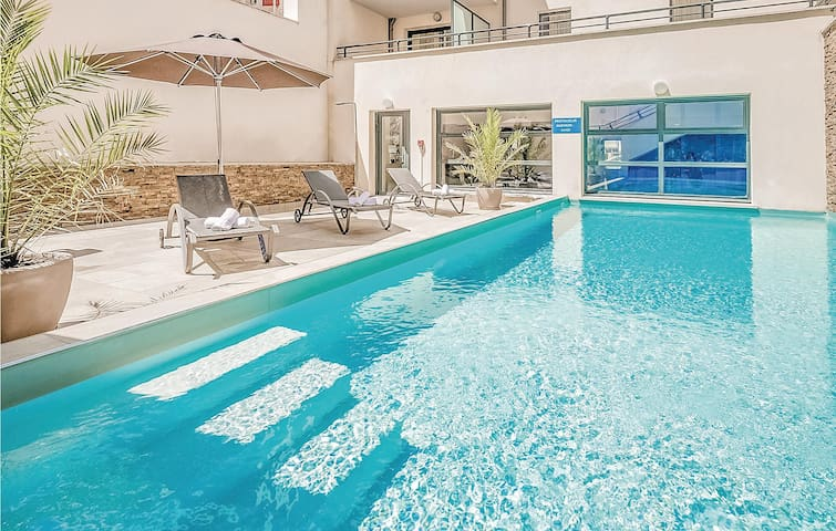 Holiday apartment with 1 bedroom on 31m² in Biarritz