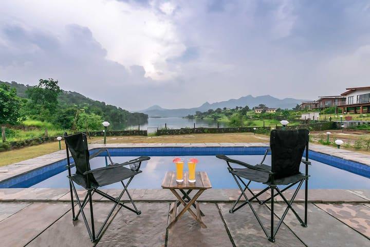 Shivom 2- 3BHK Villa with Pvt pool