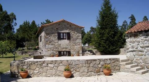 typical Minho house