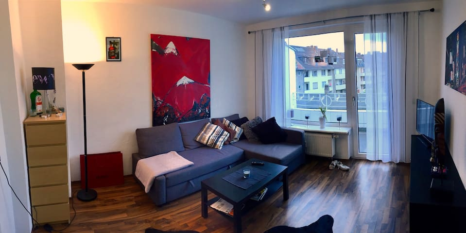 Apartment in Friedrichstadt - Düsseldorf - Loft