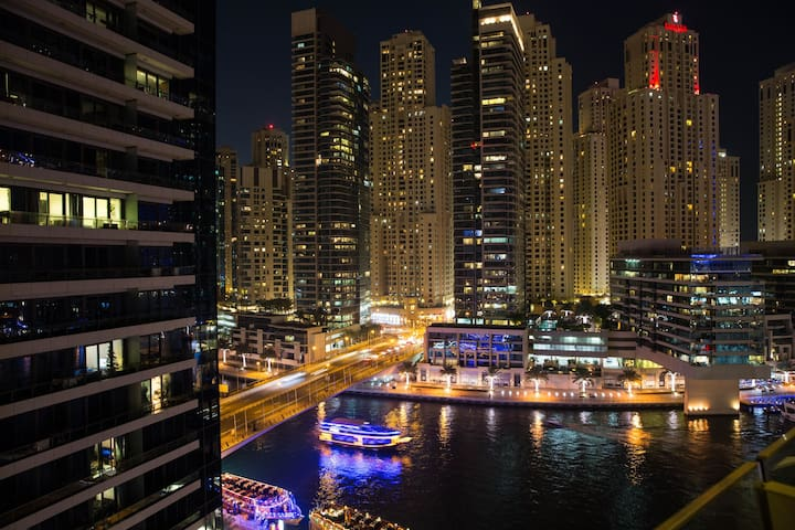 Marina studio perfect for beach, shopping clubbing - Dubaj - Apartament