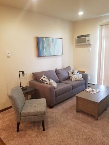 2 Bed Suite at Metropolitan