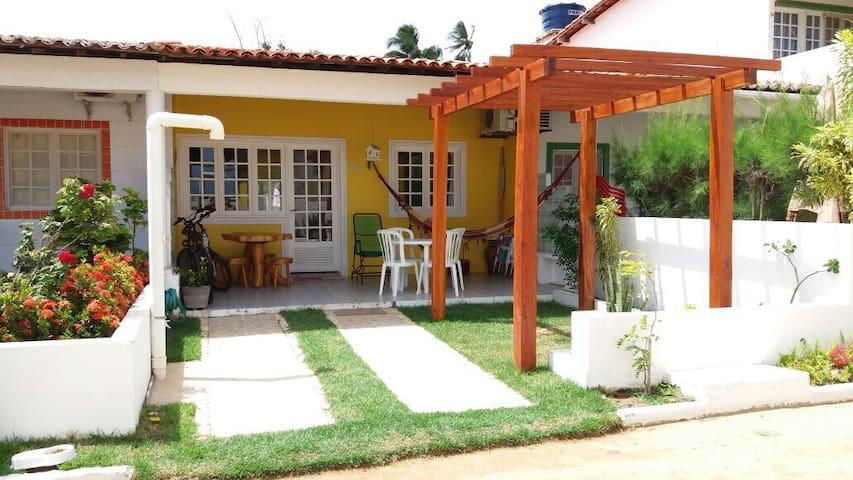Cozy house by the beach 3Bd - Maragogi - Casa