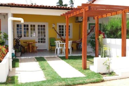 Cozy house by the beach 3Bd - Maragogi - Talo