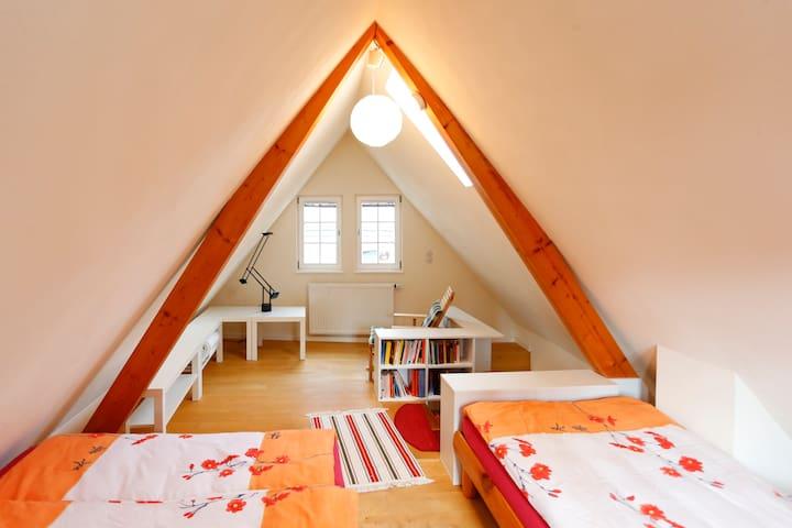 Fachwerk-Ferienwohnung Seligenstadt