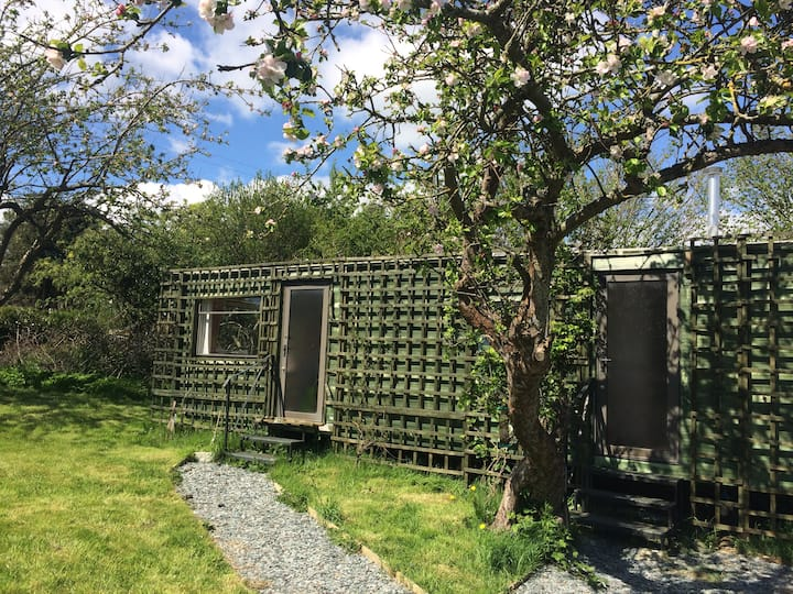 Large caravan in beautiful South Shropshire