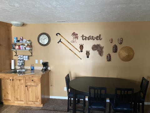 Historic Salem Utah, Pond Town Private Guest suite