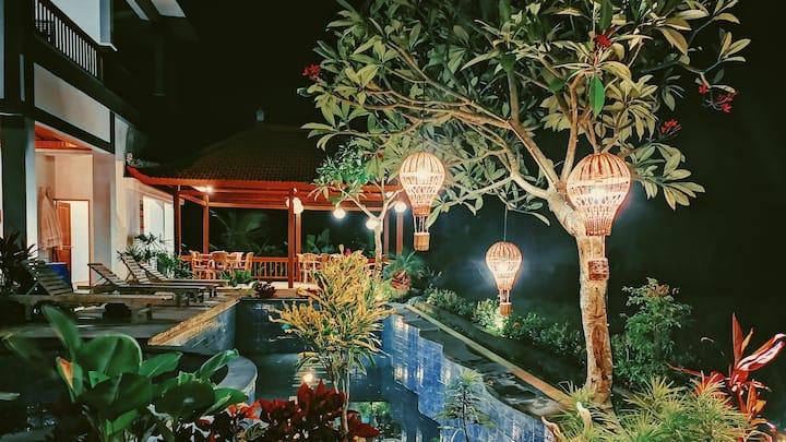 Cozy and Charm Villa Close to Ubud Night Life