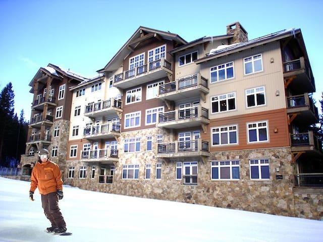 Keystone Lone Eagle 2 bed 2 bath ski-in, ski-out condo - Keystone - Condominium
