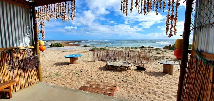 Beach Camp West Coast