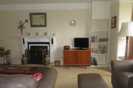 Large one Bed ground floor flat - The Leigh