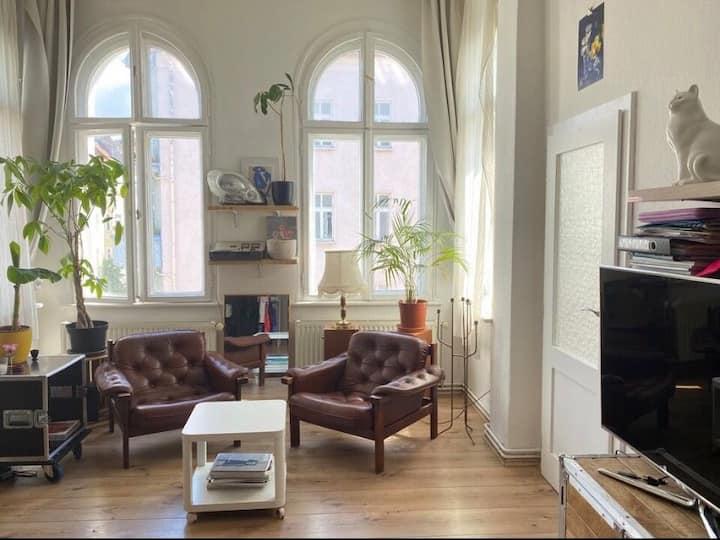50 Sq m Studio Flat in the Heart of Berlin