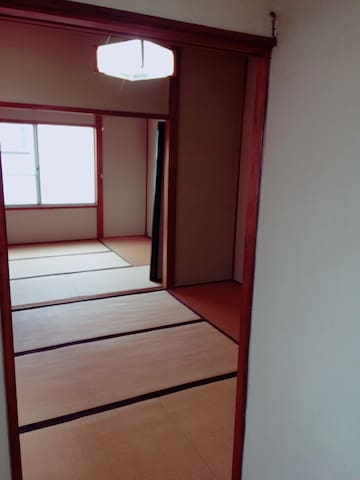 Private tatami room apartment7