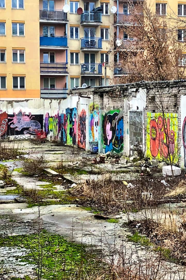 Urban Art - Hidden Gems