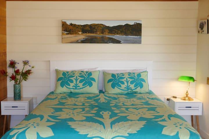 Beachside Coromandel Cabin