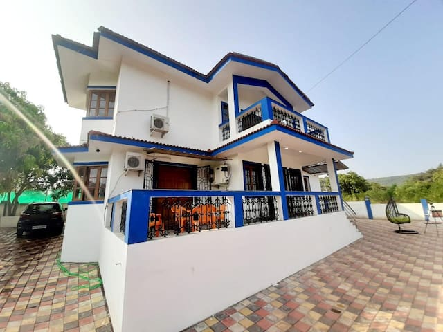 JUNGLE  suite with breakfast and  wifi , anjuna