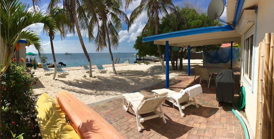 RanchoAluba: Your Private Beach House in Aruba - Savaneta