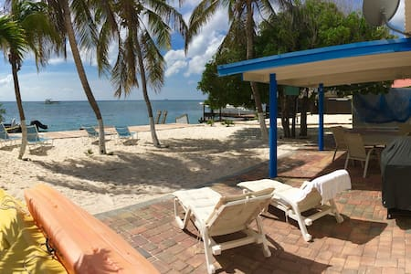 RanchoAluba: Your Private Beach House in Aruba - Savaneta - Haus