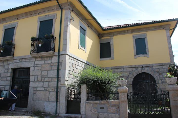 Casa de São João - São João da Serra - Ev