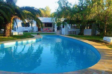 COZY HOUSE IN A RELAX AREA IN THE HEART OF IBIZA - Santa Eulària des Riu