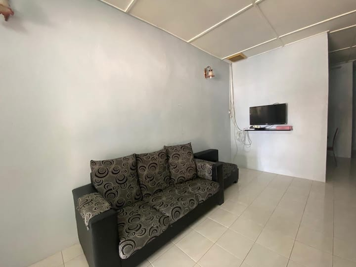 Fully furnished with Air Conditioner 3 room