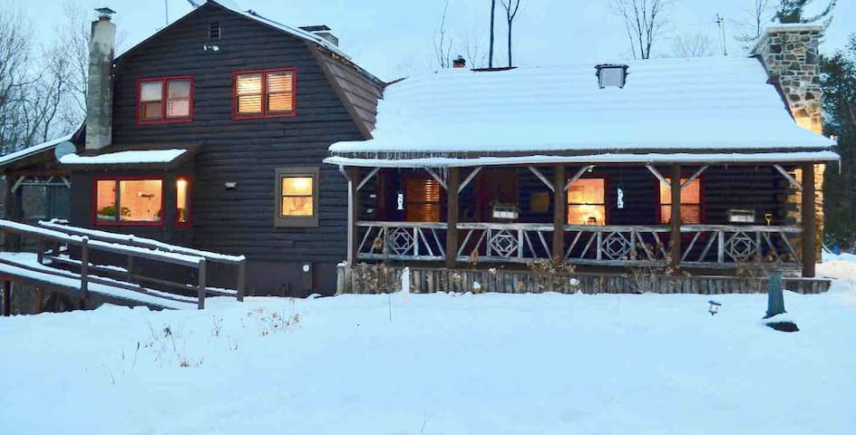 March Special Rent 3 Days get 4th Free ADK Lodge