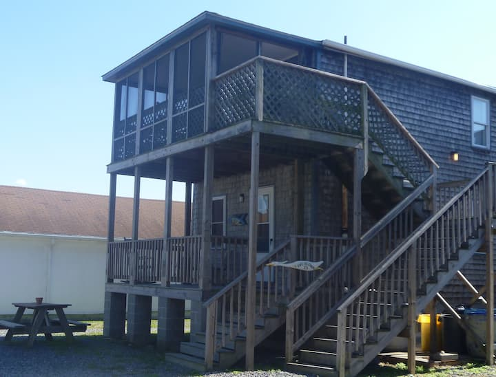Water front view Apartment #23 - Eastern Shore, Va