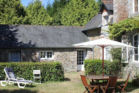 Lovely cottage, between sea and land, for 6 pers. - Saint-Alban