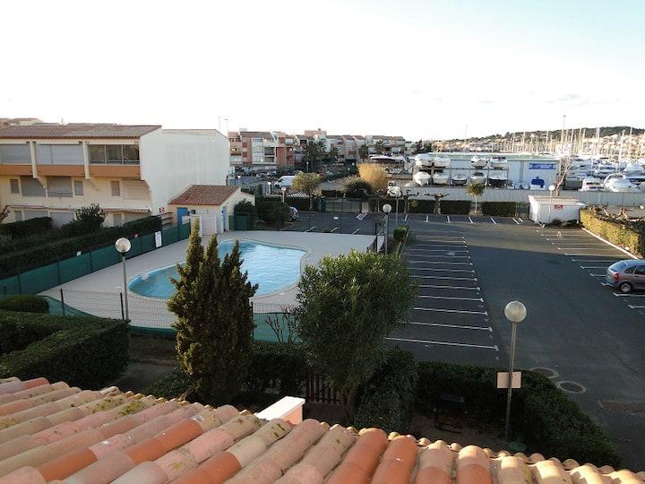 T2 en résidence avec piscine