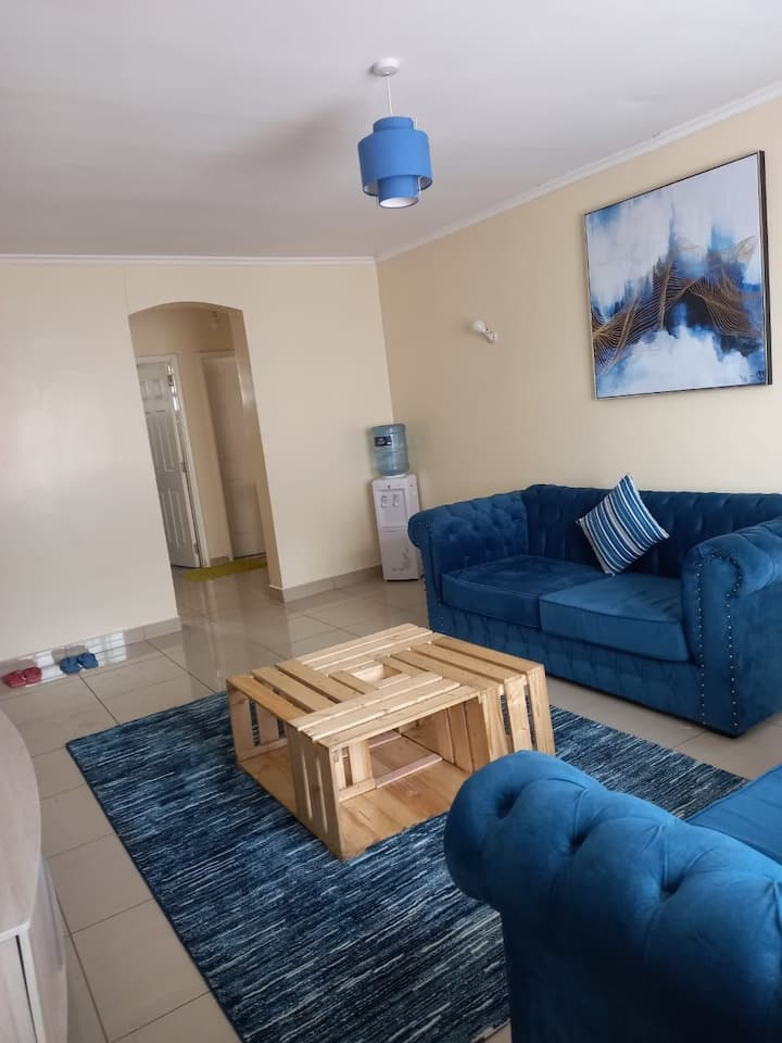 Fully furnished two bedroom in Nakuru