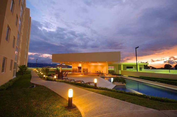 Luxury Apartment In Heredia, CR