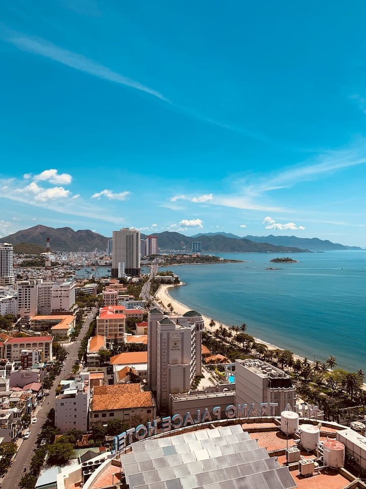 Gold coast Nha Trang by the skyline apt