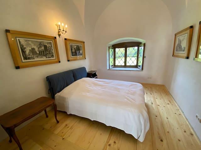 Piranesi Kabinett im Schloss Tillysburg