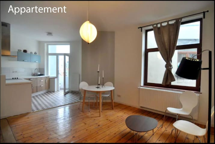 Cozy apartment Ste-Catherine, heart  of Brussels