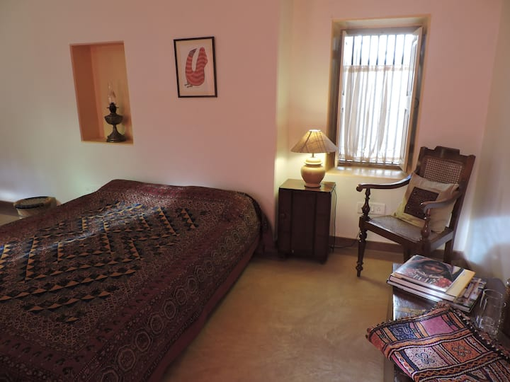 Bhuj House - Room 2 of 4 - Heritage Homestay