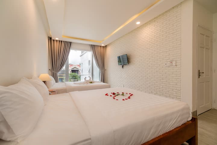 Chi Thanh Villa-bed&breakfast, near Ancient town