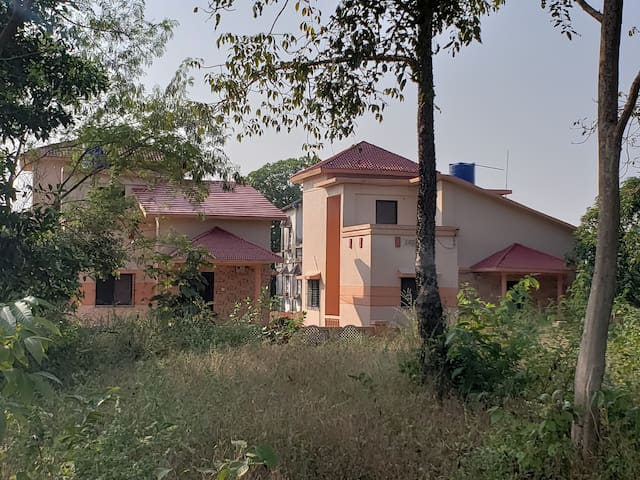 Twin Bungalows- 2 bungalows at given cost.