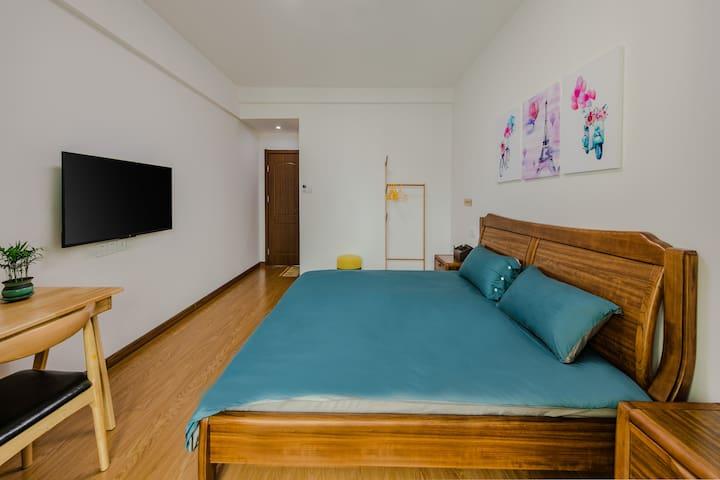 温馨大床房