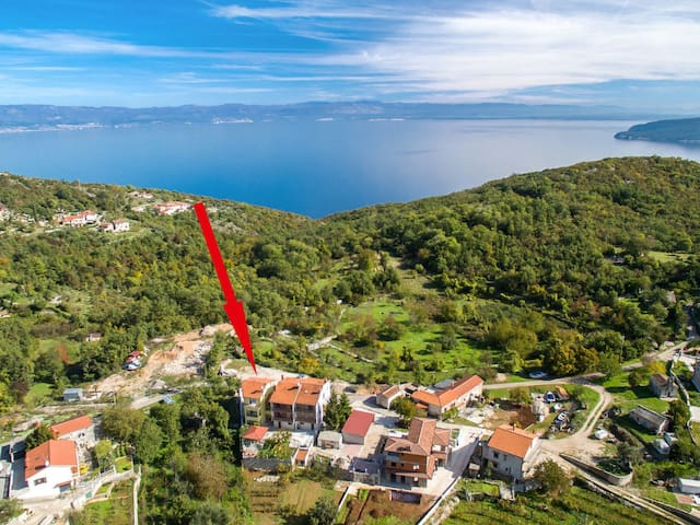 Apartment Haus Andrea in Moscenicka Draga